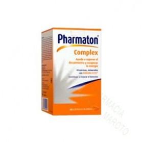 PHARMATON COMPLEX 30 CAP.