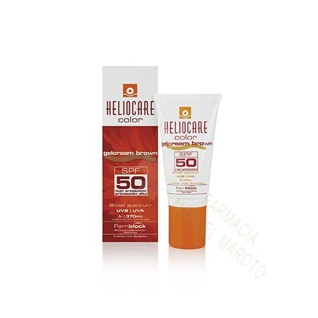 HELIOCARE GELCREAM BROWN SPF50+