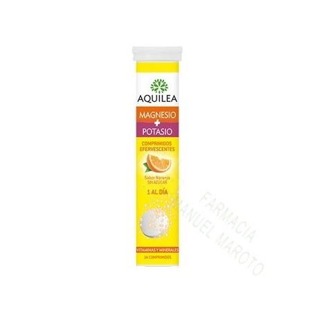 AQUILEA MAGNESIO+POTASIO AQUILEA 14 COMP