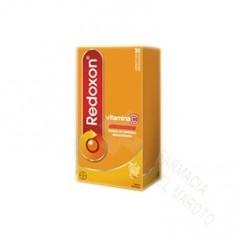 REDOXON 1GR NARANJA 15 COMP EFERV