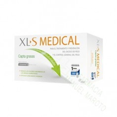 XLS MEDICAL CAPTAGRASAS 180 CAPS