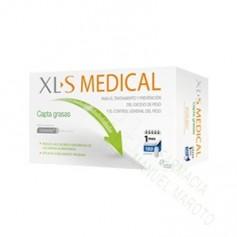 XLS MEDICAL CAPTAGRASAS 180 CAPS
