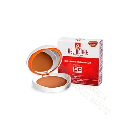 HELIOCARE COMPACT OIL FREE 50+ BROW