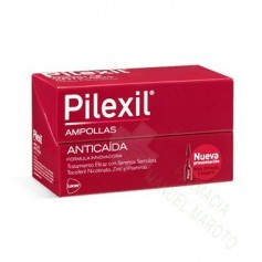 PILEXIL AMPOLLAS 15 U + 5 ML