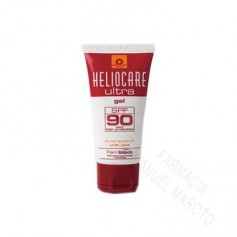 HELIOCARE 90 GEL 50 ML+ 7 ENDOCARE AMPOLLAS