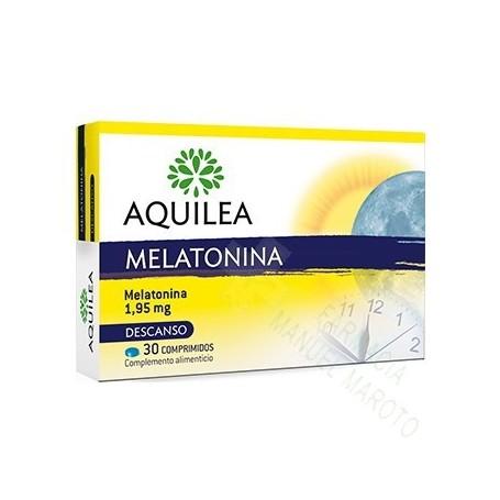 AQUILEA MELATONINA 60 CAP