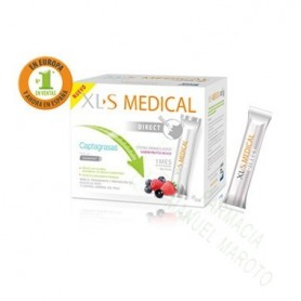 XLS MEDICAL captagrasa 90 stikcs