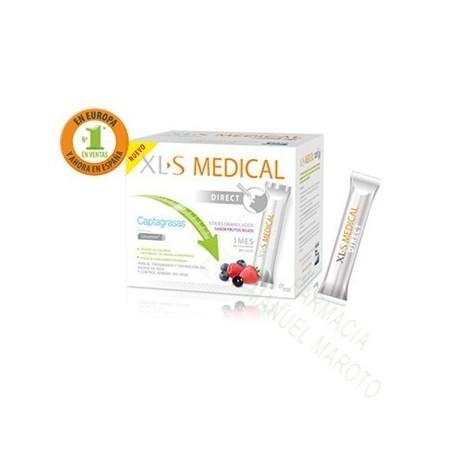 XLS MEDICAL captagrasa 90 stikcs