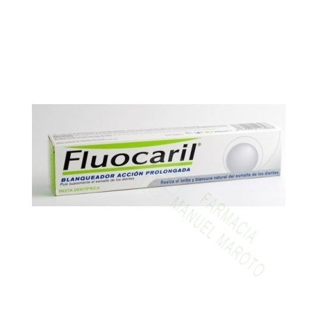 Fluocaril pasta dental 125 ml