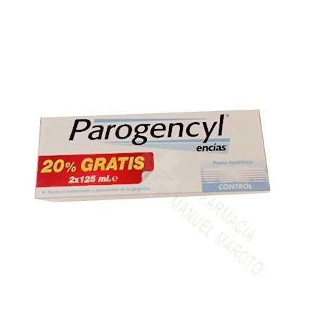 Parogencyl pasta 125 ml 2x1 duplo