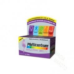 MULTICENTRUM Select MUJER 50+ 30 COM