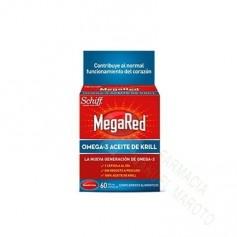 MegaRed omega-3 krill 60 caps
