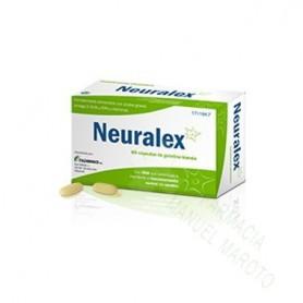 NEURALEX CAPS DE GELATINA 60 CAPS