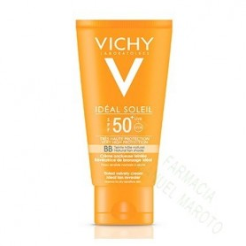 VICHY SOLAR SPF50+ BB CREAM COLOR 50ML+AFTERSUN