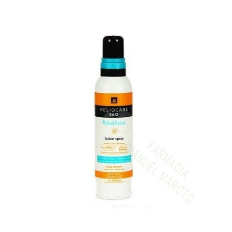 HELIOCARE 360 PEDIATRIC SPRAY TRANSP 20 ML