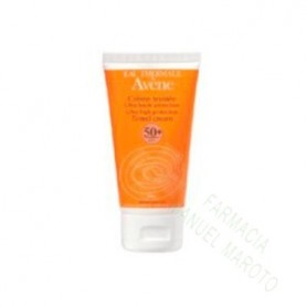 AVENE SOLAR SPF50+ COLOR CREMA 50 ML
