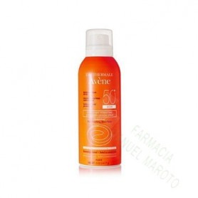 AVENE SOLAR SPF50+ SPRAY 200 ML+ GEL DUCHA