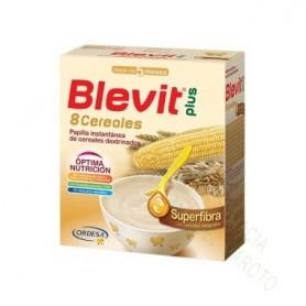 BLEVIT PLUS SUPFIBRA 8 CEREALES 600 GRS