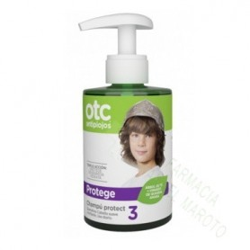 OTC ANTIPIOJOS CHAMPU PROTECT 250 ML