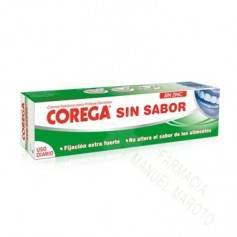 COREGA SIN SABOR 70 GR FIJACION 3 D
