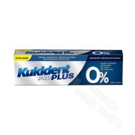 KUKIDENT PRO PLUS O% CREMA 40 G