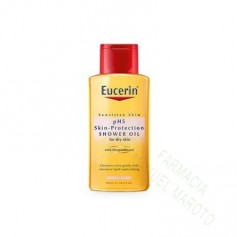 EUCERIN PH5 OLEOGEL DE DUCHA: Piel sensible (400 ML)