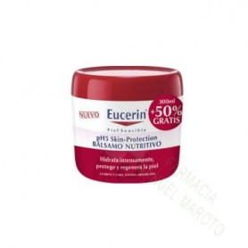 EUCERIN PH5 SKIN PROTECTION BALSAMO NUTRITIVO: Cara y cuerpo (450 ML)