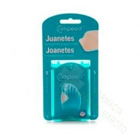 COMPEED APOSITOS JUANETES 5 UDS