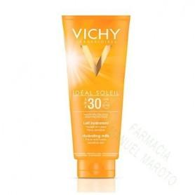 VICHY SOLAR SPF30 LECHE 300ML+ AGUA TERMAL+ AFTERSUN