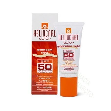 HELIOCARE GELCREM LIGHT SPF50