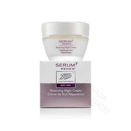 SERUM7 RENEW CR NOCHE 50 ML
