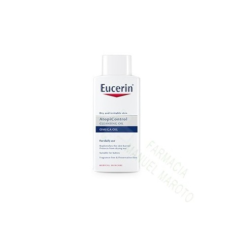 EUCERIN ATOPIC OLEOGEL 400 ML