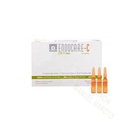 ENDOCARE C20 OIL FREE 30 AMP 2ML