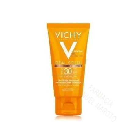 VICHY SOLAR SPF30 GEL BRONZE 50ML+ AFTERSUN