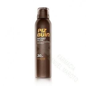 PIZ BUIN SPF 30 INSTANT GLOW ILUMINATING SPRAY 150 ML