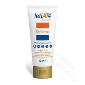 LETI AT-4 DEFENSE CREMA SPF 50+ 100ML