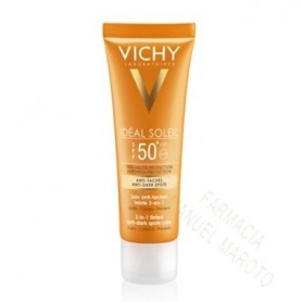 VICHY SOLAR SPF50+ ANTIMANCHAS 50ML+ LIFTACTIV