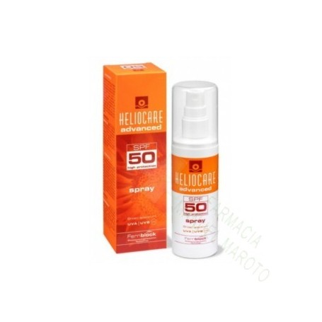 HELIOCARE SPF50 SPRAY 200 ML