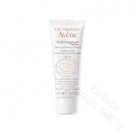 AVENE CREMA ANTIROJECES DIA SPF 20 40ML