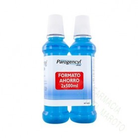 PAROGENCYL COLUTORIO 2X500 ML