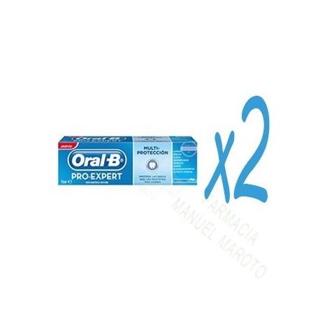ORAL B PROEXPERT PASTA MULTI 2X125ML