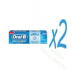 ORAL B PROEXPERT PASTA MULTI 2X125ML