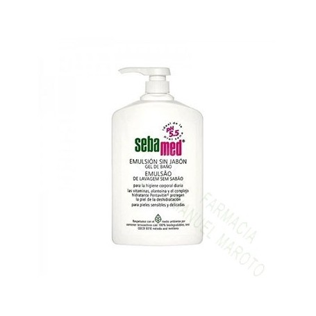 SEBAMED GEL SIN JABON 1L