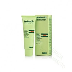 ACNIBEN REPAIR RX GEL CREMA HIDRATANTE 40 ML