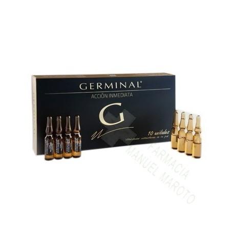 GERMINAL 10 AMPOLLAS.