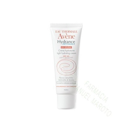 AVENE HYDRANCE SFP 30 OPTIMALE LIGERA