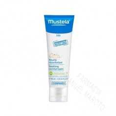 MUSTELA BALSAM RECONFORTANTE PECTO 40 ML