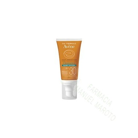 AVENE SOLAR SPF30 CLEANANCE OIL FREE(ACNE) 50 ML