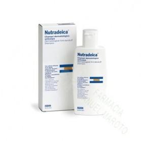 NUTRADEICA CHAMPU ANTICASPA 200 ML