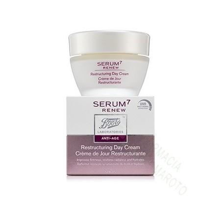 SERUM7 RENEW CREMA DIA 50 ML SPF 15
